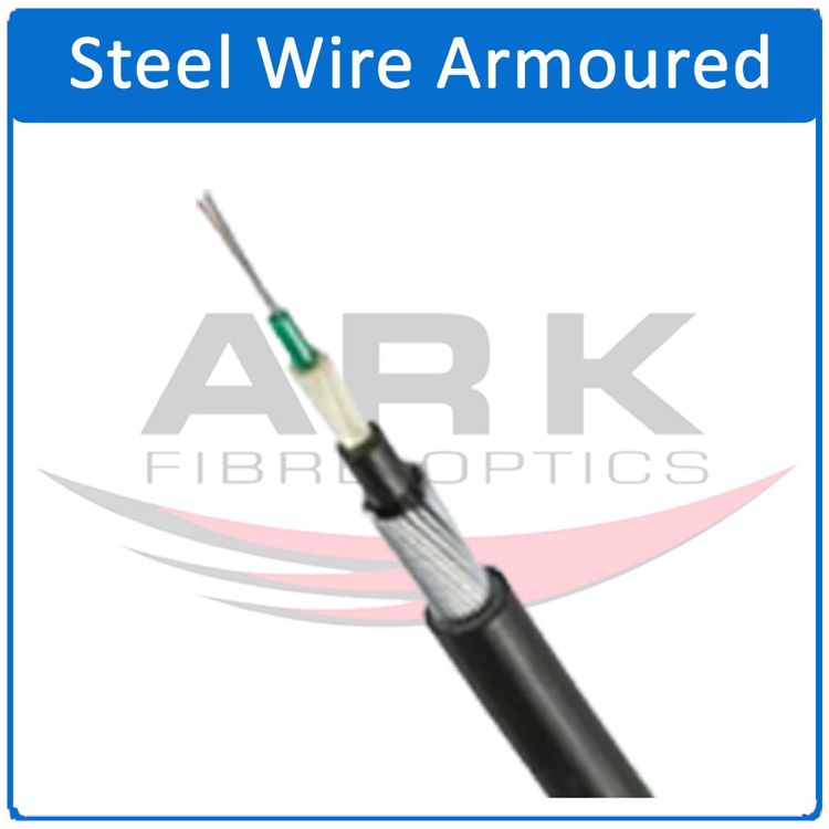 Steel Wire Armoured Cable : Home deployable fibre